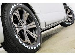 新品バルベロアーバングランデ17インチアルミホイール(FLEXオリジナルカラー)&ナスカータイヤ!