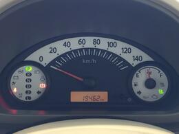 オドメーター/トリップメーター[液晶] 燃料残量警告灯など表示されます