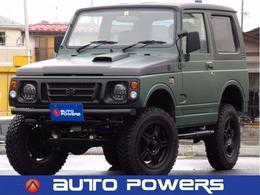 スズキ ジムニー 660 ワイルドウインド 4WD リフトアップ5速MT