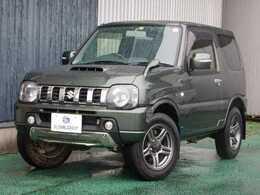 スズキ ジムニー 660 ランドベンチャー 4WD 背面タイヤ