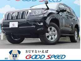 トヨタ ランドクルーザープラド 2.7 TX 4WD サンルーフ クリアランスソナー 7人 衝