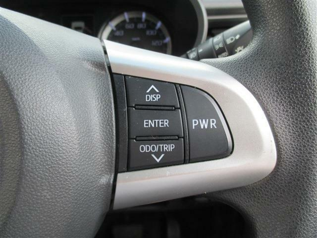 PWRモードにすることで馬力のある運転をアシストしてくれますよ◎