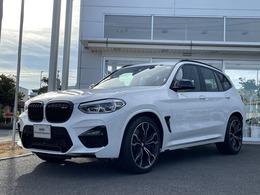 BMW X3 M コンペティション 4WD Rシートアジャストメント・Mベルト