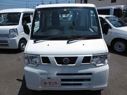 日産 クリッパートラック 660 DX 4WD エアコン パワステ
