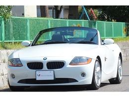 BMW Z4 ロードスター2.5i HID 17AW パワーシート 外ナビ  DVDビデオ