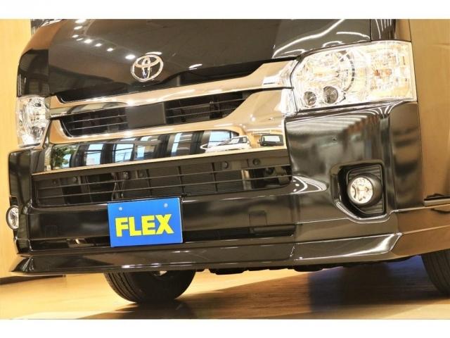 【FLEXオリジナルリップスポイラー標準装備】コンプリート車両ならではの魅力の詰まった1台です♪