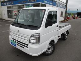 三菱 ミニキャブトラック 660 M 4WD エアコン パワステ オートマチック