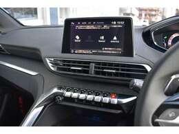 AppleCarPlay&AndroidAuto対応しております。