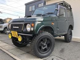 スズキ ジムニー 660 XL 4WD 最終型  リフトUP  新品MTタイヤ