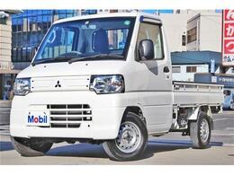 三菱 ミニキャブトラック 660 Vタイプ 4WD 走行距離約0.7万km ワンオーナー