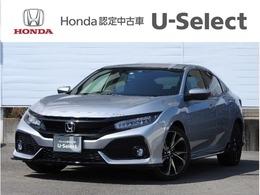 ホンダ シビック 1.5 Honda SENSING インターナビ MTモード ETC
