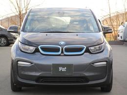 BMW i3 ロッジ レンジエクステンダー装備車 ディーラー使用車 ナビ+バックカメラ+ETC