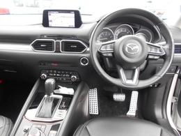 CX-5はシンプルな造りで、難しい操作がないので、初めてお車を購入される方でも安心です(^^)♪