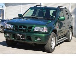 いすゞ ウィザード 3.2 LS 4WD ラジアルタイヤ スタッドレス ガソリン