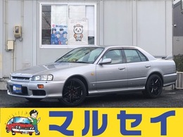 日産 スカイライン 2.0 GT 18インチアルミ オートマ