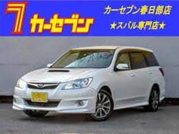 スバル エクシーガ 2.0 GT 4WD ターボ HDDナビ TV SI-DRIVE 走行3.6km