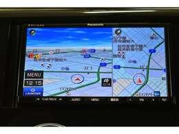 明るい液晶画面、簡単な操作方法、多機能ナビゲーション。知らない街でも安心です。
