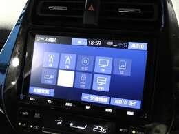 ブルートゥースも備えていますので快適なドライブをハンズフリー通話や対応のオーディオ機器でもサポートします!!