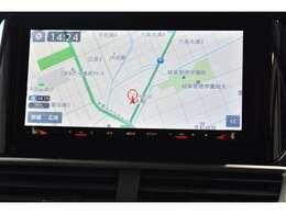 ワイドで明るい液晶画面、簡単な操作方法、多機能ナビゲーション。知らない街でも安心です。