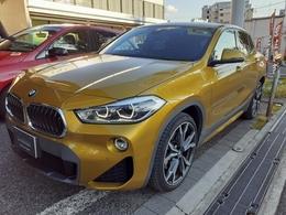 BMW X2 xドライブ20i MスポーツX 4WD ブラックレザー 純正ナビ 20AW クルコン