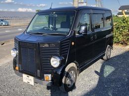 ホンダ バモス 660 M フレンチバス仕様 車検2年受渡