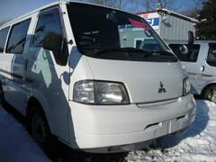 三菱 デリカバン の中古車 2.2 GL エアロルーフ ディーゼル 4WD 北海道亀田郡七飯町 78.0万円