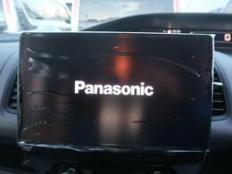 パナソニック10インチフローティングナビ搭載済み☆大画面でとても扱いやすいです!!