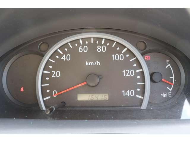 走行距離はまだまだ1.6万キロ!!