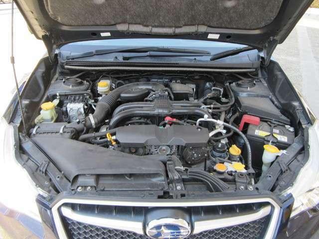 1600ccパワフルなエンジン 不具合もありません