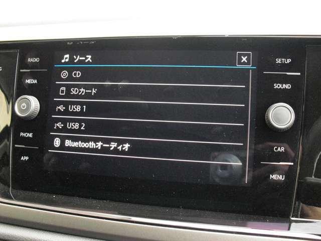Bluetoothオーディオです。いろいろな機能があります。