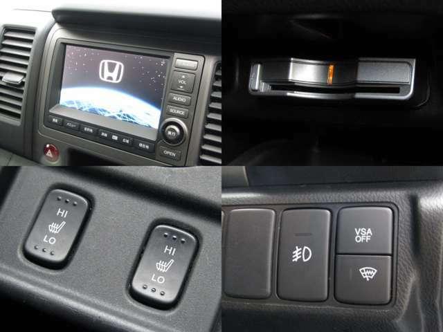 19年式 クロスロード 18X 4WD 走行12万K HDDインターナビ・フルセグ バックカメラ シートヒーター ワイパーヒーター スマートキー サイドステップ HIDライト ETC