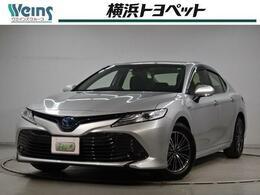 トヨタ カムリ 2.5 X ・ディスプレイAD・社外アルミ・禁煙