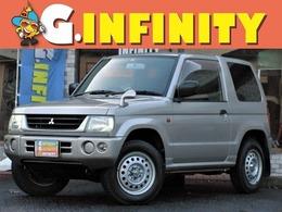 三菱 パジェロミニ 660 XR 4WD /検R4・9/走6.6万km/外オーディオ/キーレス