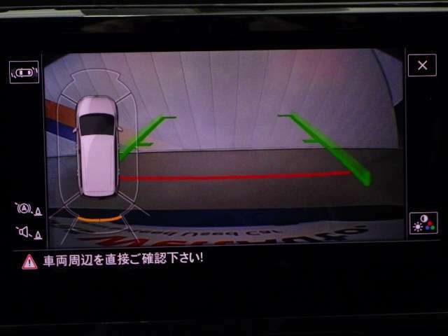 オプティカルパーキングシステム:センサーにより障害物などを検知し、ディスプレイでお知らせしてくれます。後方確認や駐車も楽に行えます!!