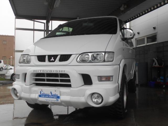 デリカスペースギアアクティブフィールドHR4WD入庫しました。