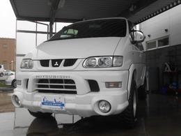 三菱 デリカスペースギア 3.0 アクティブフィールドエディション ハイルーフ 4WD