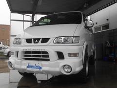 三菱 デリカスペースギア の中古車 3.0 アクティブフィールドエディション ハイルーフ 4WD 群馬県前橋市 115.0万円