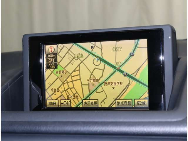 ☆純正HDDナビゲーション付で、どこへドライブへ行っても目的地まで迷わずスムーズに到着!(^^♪