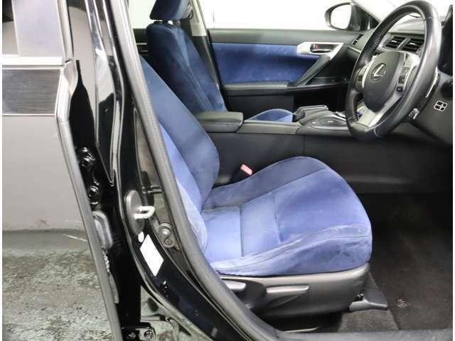 ☆座り心地もばっちり!あなたのドライビングポジションをがっちり包み込みますロングドライブもらくらく☆