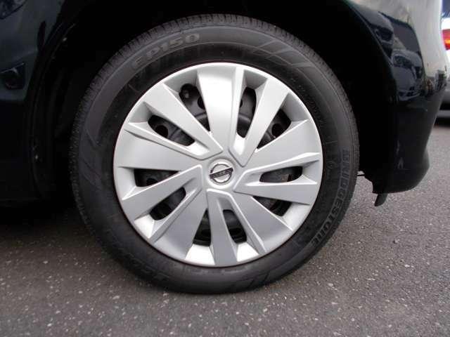 タイヤの空気圧など問題ないです。