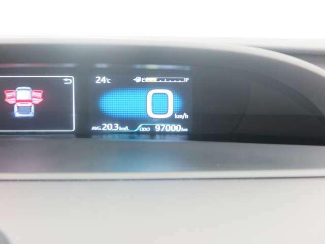 【低燃費】ガソリン車に比べて毎月のガソリン代が節約できます♪ガソリン代を気にせず旅行に出かける機会も増えますね!