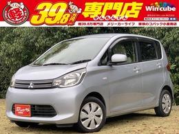 三菱 eKワゴン 660 M 車検整備・キーレス・オートエアコン付
