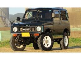スズキ ジムニー 660 ワイルドウインド リミテッド 4WD 社外バンパー マフラー アルミ
