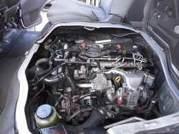ディゼルエンジン