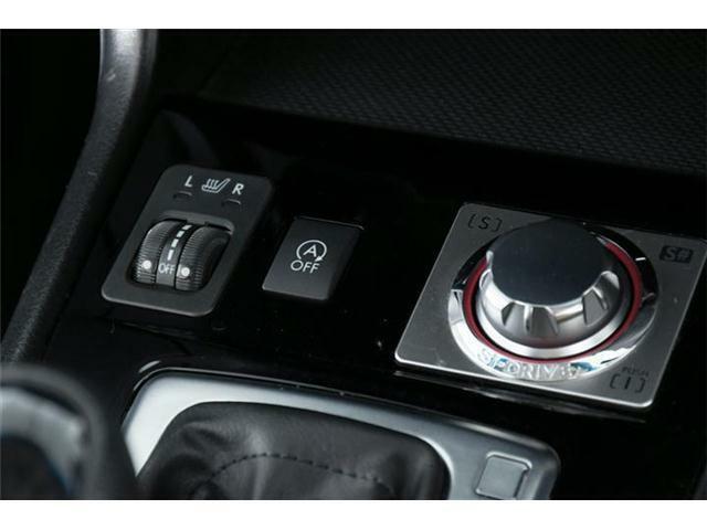 3つの走行特性を自在に使い分けることができるSUBARU独自のドライブ・アシストシステム【SI-DRIVE】も搭載◎カーボン調のセンターパネルも特別仕様車ならでは♪
