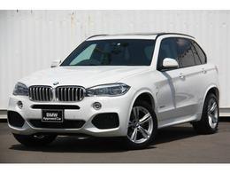 BMW X5 xドライブ 35d Mスポーツ 4WD セレクトP LEDライト アクティブクルーズC