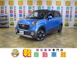 ダイハツ キャスト アクティバ 660 Gターボ SAII 4WD ナビ TV ABS エコアイドル スマキー