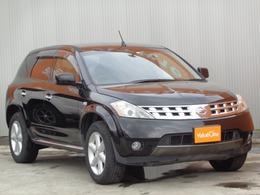 日産 ムラーノ 2.5 250XL モードブラウンレザー ブラウンレザー 前席シートヒーター