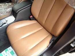 こちらは助手席シートです、こちらも非常に綺麗な状態となります。