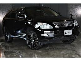 トヨタ ハリアー 2.4 240G Lパッケージ プライムセレクション 4WD 研磨コーティング済/20AW/HDD/PWバックドア